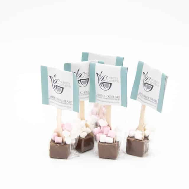 Chocolate Stirrers